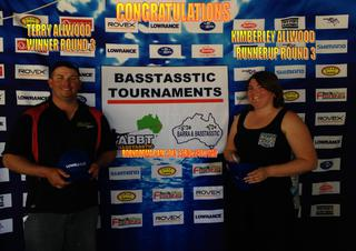 Husband and wife win at Boondooma