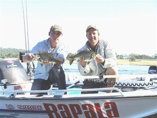 Basstasstic Teams Event - Team Rapala - Craig Griffith and Daniel Roth
