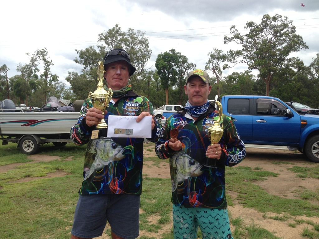 Basstasstic Australian Bass fishing Team  Championship Grand Final Results.