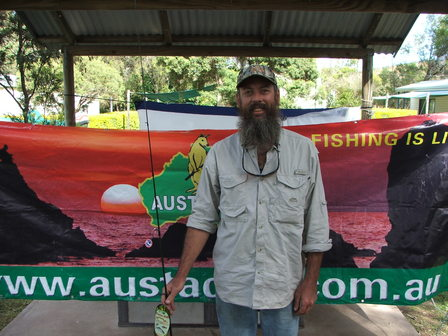 Frosty Round 3 at Cania Dam puts Jim Griffiths Top of Basstasstic Rankings